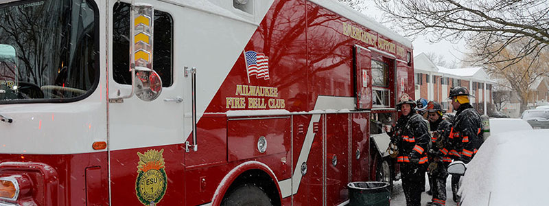 International Fire Buff Associates, Inc. Officers & Chairmen