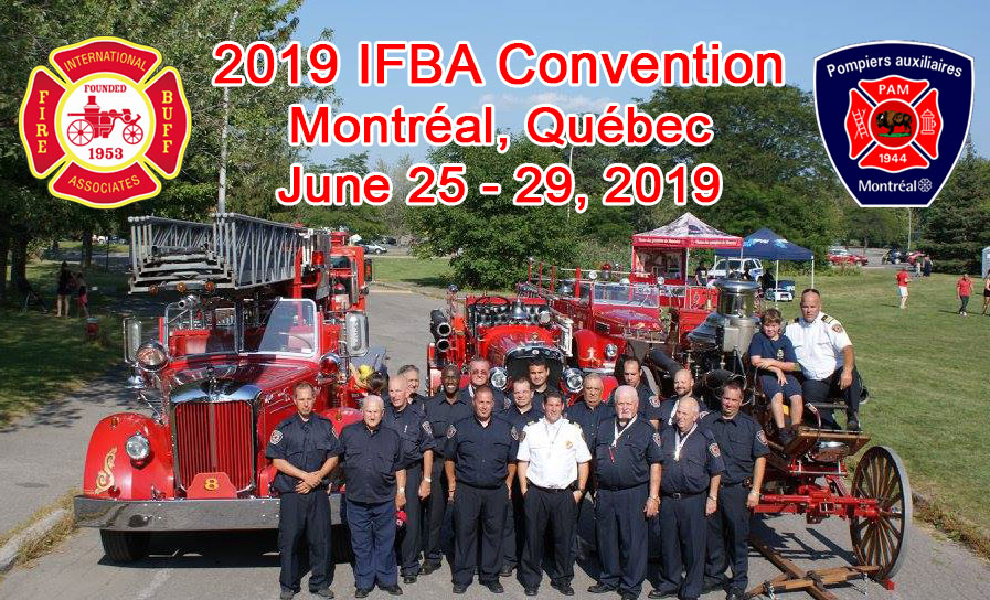 Montreal 2019 Convention Registration 🇨🇦